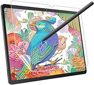[2 Pack] JAMIE Like Paper Screen Protector Compatible with Galaxy Tab A7 2020, [Paper-Thin Film Writing] Anti-Glare Tablet...