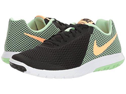 Nike Flex Experience RN 6, Zapatos para Correr Mujer, Negro (Black/Sunset Glow/Fresh Mint/White), 40.5 EU