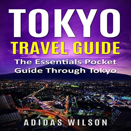 Tokyo Travel Guide cover art