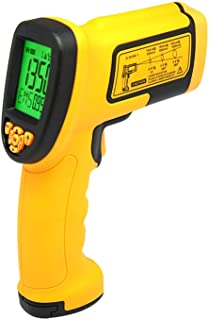 SHINAN DT8220 Mini Infrared Thermometer Pen Type IR Temperature Measuring Tool Home Use