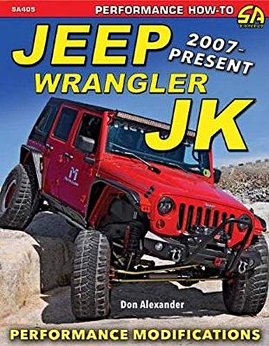 Jeep Wrangler JK 2007 - Present: Performance...