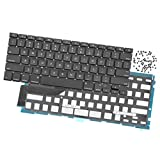 Odyson - Keyboard Replacement Kit Replacement for Apple MacBook Pro 15' Retina A1398 (Mid 2012-Mid 2014)