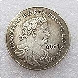 Polonia Coin_8 Copy Monedas conmemorativas-réplicas de Monedas Medalla Monedas coleccionables Insignia