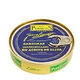 Los Peperetes - Sardinillas en aceite de oliva