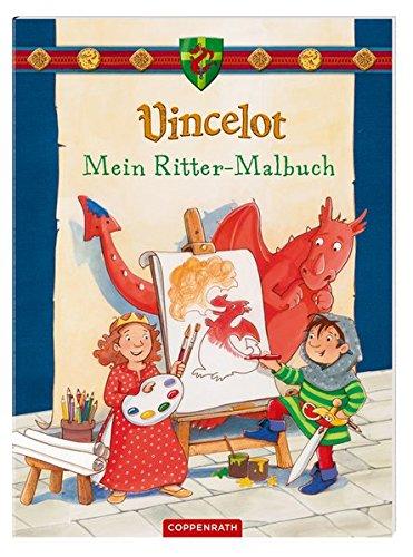 Vincelot Mein Ritter-Malbuch