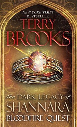Bloodfire Quest: The Dark Legacy of Shannara: 2