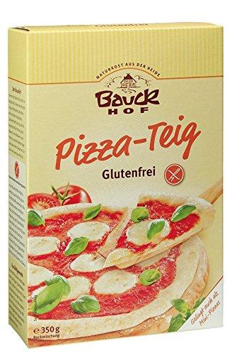 Bauckhof Bio Bauck Pizza Teig, glutenfrei (12 x 350 gr)