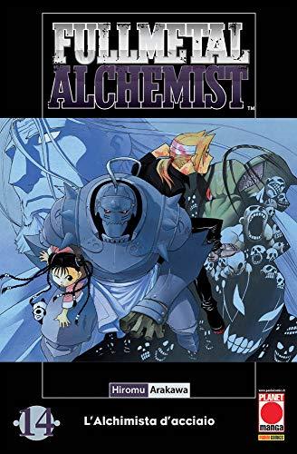Fullmetal alchemist. L'alchimista d'acciaio: 14
