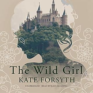The Wild Girl audiobook cover art