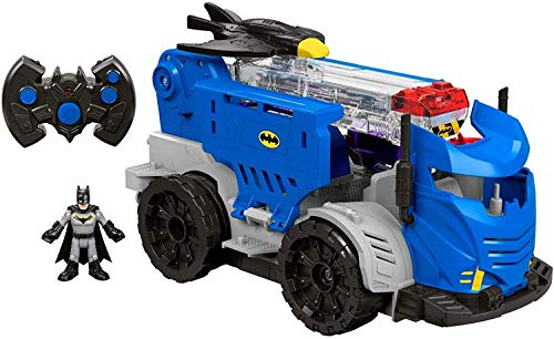 Fisher-Price Imaginext DC Super Friends, R/C Mobile Command Center