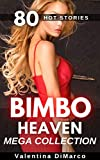 Bimbo Heaven Mega Collection: 80 Hot Bimbofication Stories