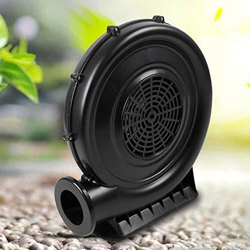 Berkalash - Ventilatore elettrico per pompa industriale, ventilatore radiale perfetto per borghi gonfiabili, borghie di salto (250 W)