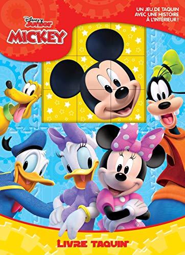 Phidal Disney La casa de Mickey se Entrega en taquin.