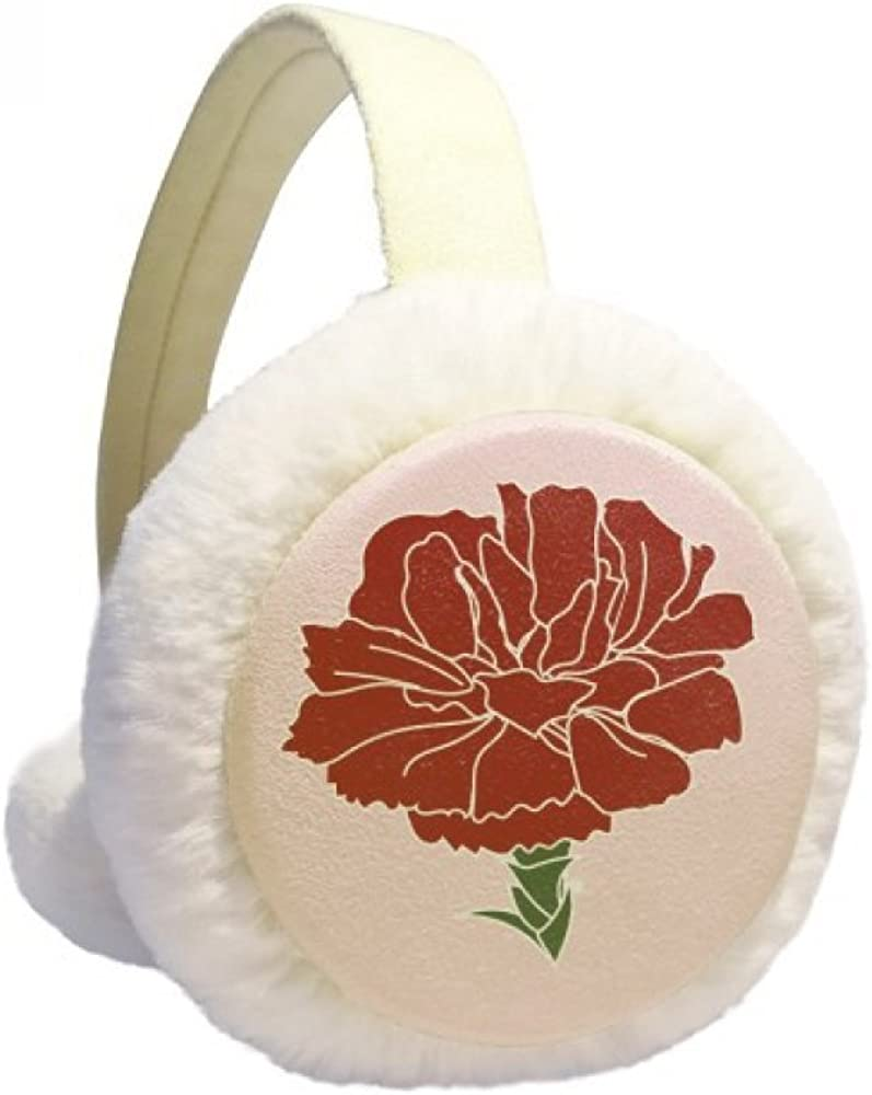 Pink Carnation Mothe Day Over item handling Flower Plant Max 41% OFF Warmer Ear Cable Winter Kn