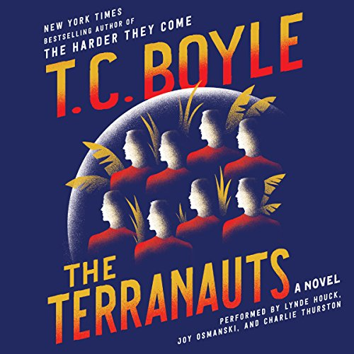 The Terranauts audiobook cover art