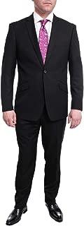 Men's Euro Slim Fit 2 Piece Mens Suit - Multiple Solid Colors