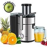 Best Citrus Juicer Consumer Reports - Bagotte Juicer Upgrade 1000W Juicer Machines, Easy Clean Review