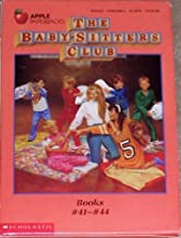 The Baby-Sitters Club: Mary Anne Vs. Logan/Jessie and the Dance School Phantom/Stacey's Emergency/Dawn and the Big Sleepover, #s 41-44