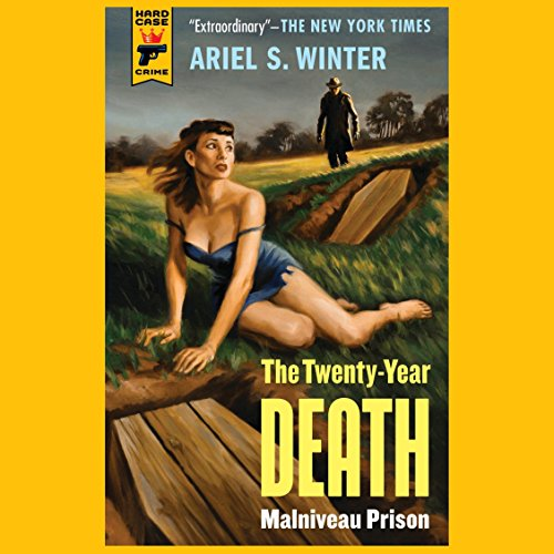 The Twenty-Year Death: Malniveau Prison audiobook cover art