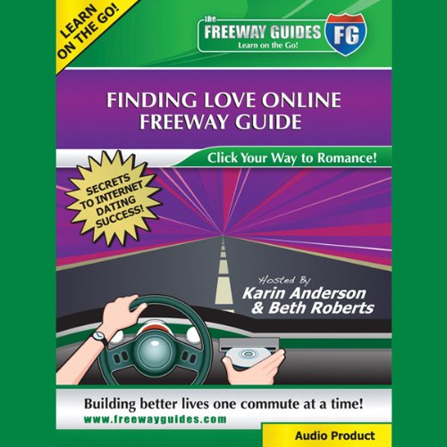 Finding Love Online audiobook cover art