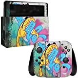 MightySkins Skin Compatible with Nintendo Switch - Twisted Wonderland | Protective, Durable, and Unique Vinyl Decal wrap Cover | Easy to Apply, Remove, and Change Styles | Made in The USA