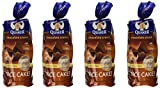 Quaker Rice Cakes Chocolate Crunch 6.56oz Bag Pack of 4