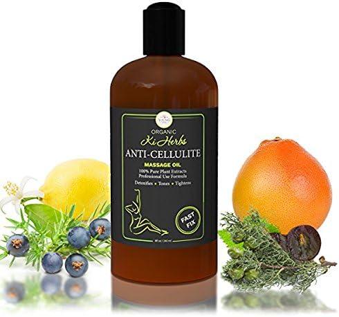 Top 10 Best anti cellulite treatment massage oil Reviews