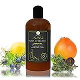 Anti-Cellulite Massage Oil Reduces & Prevents Cellulite, Stretch Marks, Anti-Cellulite Massage Oil Tighten & Moisturize Skin. Premium Quality Body Oil All Natural Organic