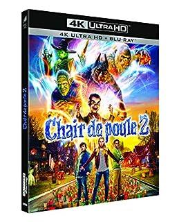Chair de Poule 2 : Les Fantômes d'halloween [4K Ultra HD + Blu-Ray] (B07MBHPL5Y) | Amazon price tracker / tracking, Amazon price history charts, Amazon price watches, Amazon price drop alerts