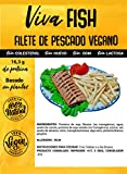 Viva Planta Fillets de Pescado Codfish 200g | Sin Gluten | Vegan | Sin carne | 100% Vegetal | Plant Based | Sin Gluten