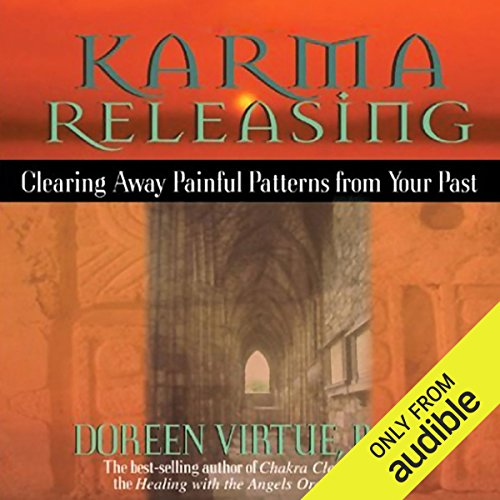 Karma Releasing audiobook cover art