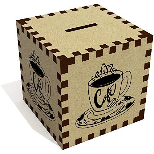 Azeeda 'Tasse Kaffee' Sparbüchse / Spardose (MB00040019)