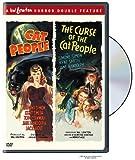 DVD-Cat People/ Curse Of The Cat People