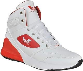 West Code High Top Sneakers for Men