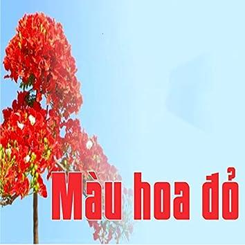 Màu hoa đỏ