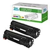 InkJello Compatible Toner Cartucho Reemplazo para HP Laserjet Pro M203 M203dn M203dw, MFP M227 M227fdn M227fdw M227sdn CF230A with Chip (Negro,2-Pack)