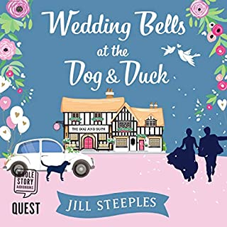 Wedding Bells at the Dog & Duck cover art