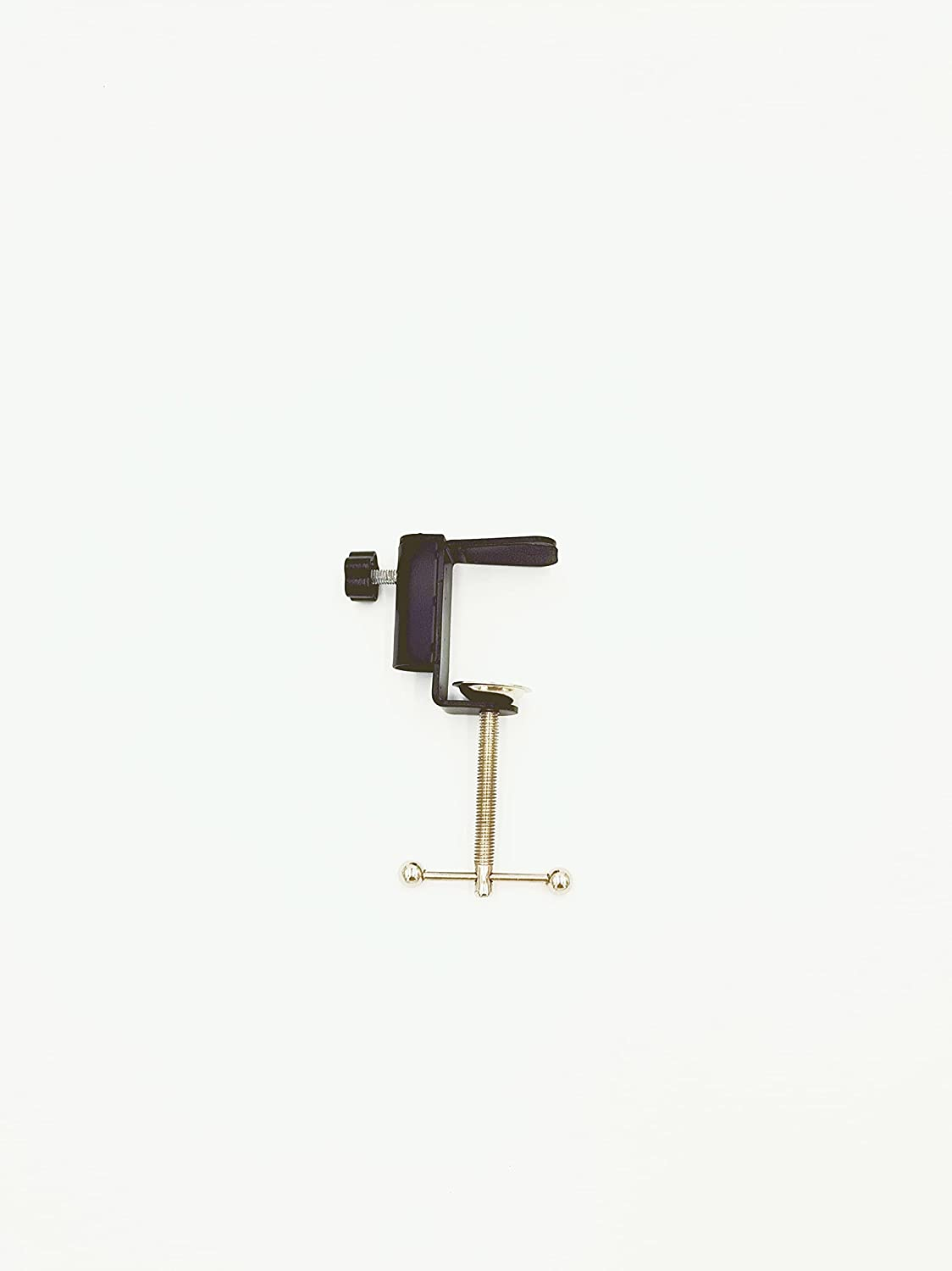 YUZUHOME 1 PCS C Shape Ranking TOP14 Desk Microphone Table Clamp Very popular Mount Mic For