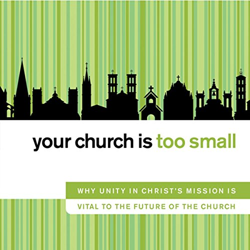 Your Church Is Too Small cover art