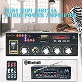 XuBa Digitaler Auto-Verstärker Kinter T1 Player 2X 25W DC 12V 220V Karaoke-Eingang