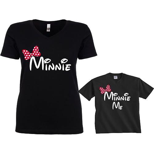 7603932dbc Mom Daughter Matching shirt Mini Mini Me