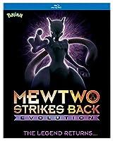 Pokemon The Movie: Mewtwo Strikes Back Evolution [Blu-ray]