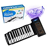 88 Keys Portable Piano With...
