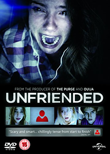 Unfriended [DVD-AUDIO]