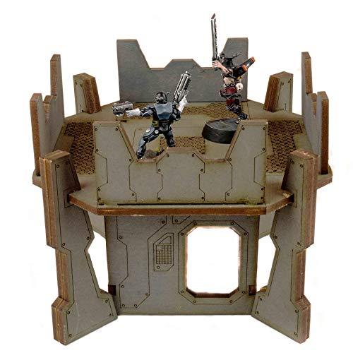 WWS Scenery Manufacturer -  War World Gaming