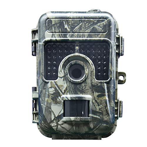 DUXIUYING Cámara para Vida Silvestre 1080P Trail Camera, 0.6S Trigger Speed 2.36'LCD, para monitoreo de Vida Silvestre, Seguridad del jardín