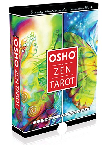 Osho Zen Tarot. The Transcendental Game Zen: The Transcendental Game of Zen (Libro+79 cartas)