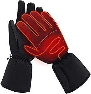Heated Gloves for Men and Women in Winter Warm Charging (2 Sets of Batteries 3 AA) Set, Can Touchscreen Driver Motorcycle, Skiing ect, The Winter Gift is The Best Choice