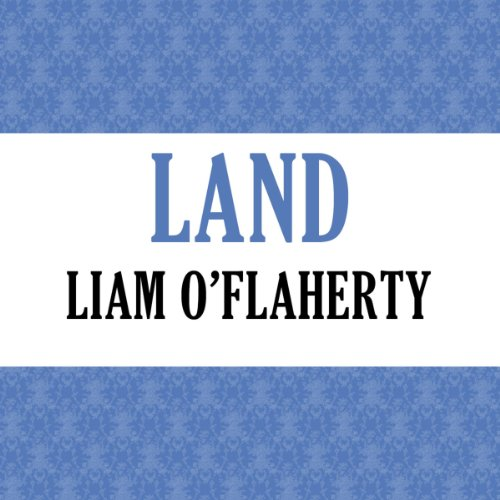 Land audiobook cover art