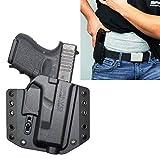 Bravo Concealment OWB Gun Holster fits Glock 26 27 33 (Gen 3-5)